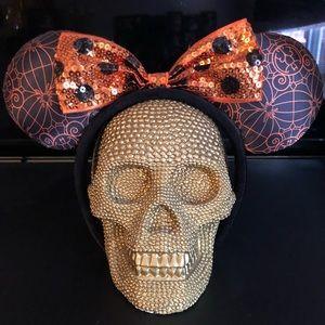 Official Disney Parks Minnie Mouse Halloween Ears